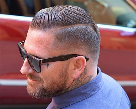 side part shave shaved part hair designs barber brian burt hair