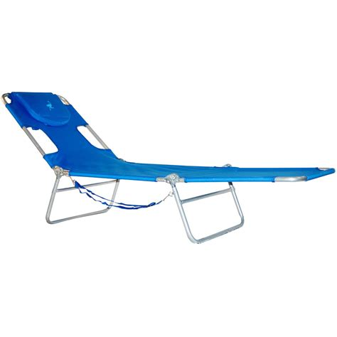 folding beach chaise lounge chairs ostrich face down chaise lounge folding beach lounger by