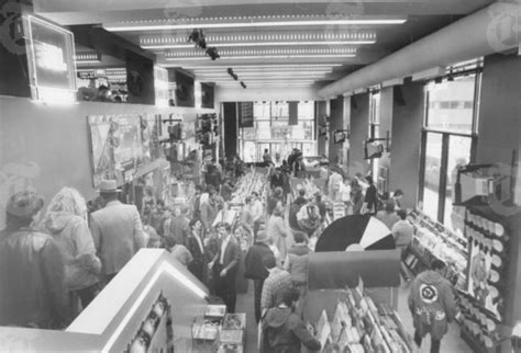 Records Nyc 4th Broadway When Tower Records Was Church Cuepoint Medium