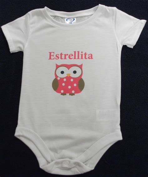 Custom Baby Jumper personalized baby shower gifts from images inc