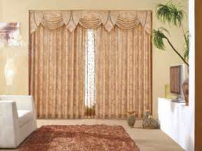 Living room design ideas with modern curtains small living room design