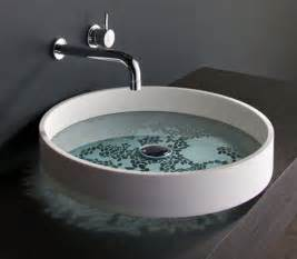 designer bathroom sinks bathroom basins by omvivo motif and kl
