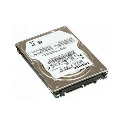 Hdd Toshiba 500gb pcland toshiba 500gb serial ata 2 0 hdd 2 5 notebook hoz 5400rpm 8mb