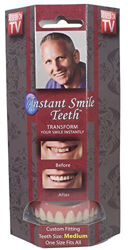 snap on smile hot water cosmetic teeth snap on secure smile instant veneers dental