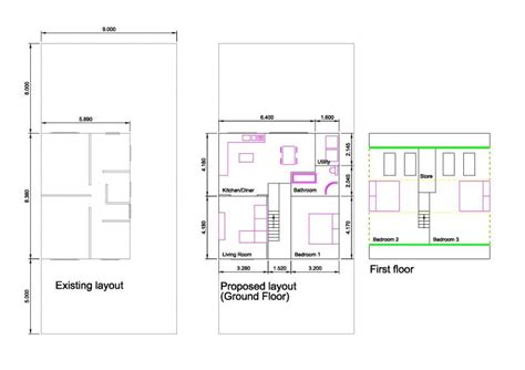 existing floor plans existing proposed floor plans diynot forums