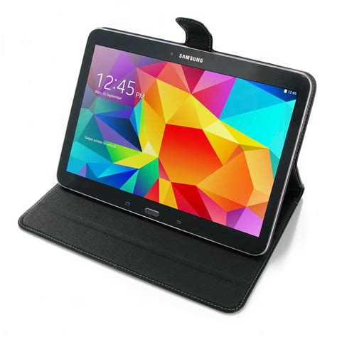 Free Car Wallpaper Samsung Galaxy Tab4 Tablet Cover by Samsung Galaxy Tab 4 10 1 Leather Smart Flip Carry Cover