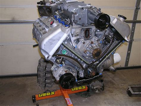2001 mustang cobra engine 1964 ford fairlane with supercharged 2001 cobra 4 6l