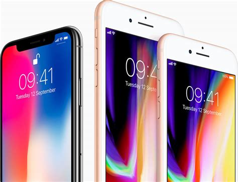 apple iphone x iphone 8 and 8 plus release date price and new features techmatador
