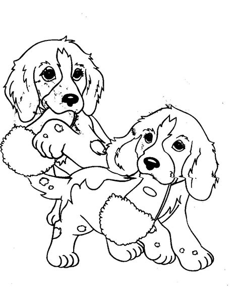 dogs coloring page  kidz