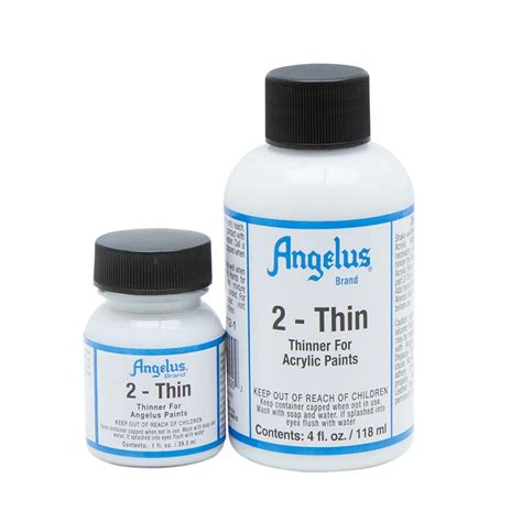 angelus paint and airbrush 2 thin for mixing in angelus paints for airbrush