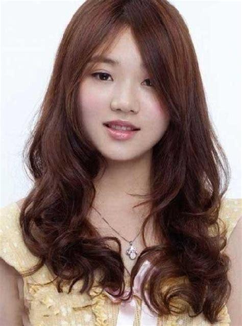 korean haircut for long hair round face 20 photo of korean haircuts for round face