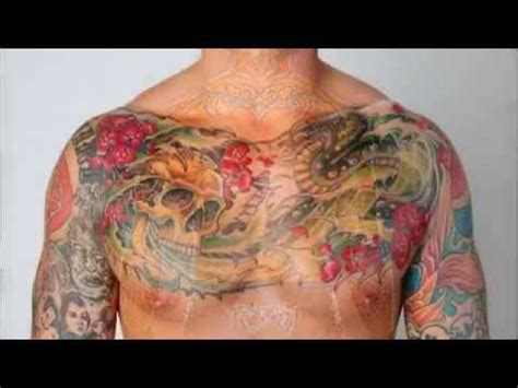 the twenty coolest tattoos in wwe history slide show youtube