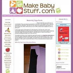 maternity yoga pants pattern for grown ups pearltrees