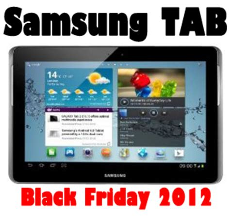 samsung tab black friday deals 2012 samsung tab cyber monday with free shipping special offer