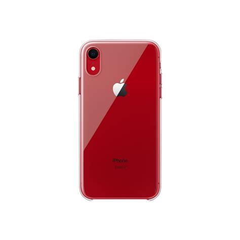 funda iphone xr apple transparente mrw62zm a