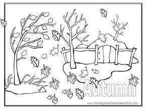 free fall coloring pages autumn coloring pages