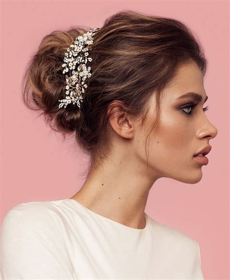 Bridal Headpieces by The Wolf 2017 Bridal Headpieces World Of Bridal