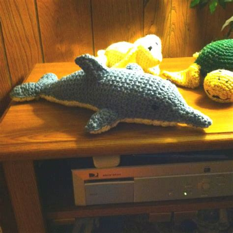 dolphin knitting pattern free crochet dolphin diy crafts dolphins and