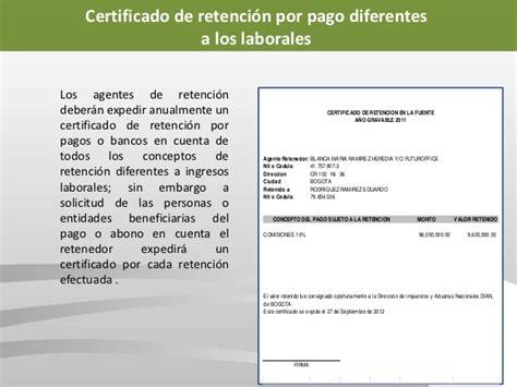 formato declaracion retenciones en la fuente 2015 retenci 243 n en la fuente