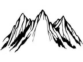 mountain peak logo clipart panda clipart images ottv1q