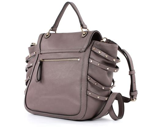 Guess Damen Handtasche by Guess Isella Top Handle Flap Tasche Handtasche