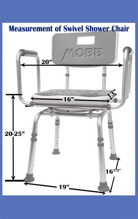 Swivel Shower Chair by Mhscii Swivel Shower Chair 2 0 Scrubscanada Ca