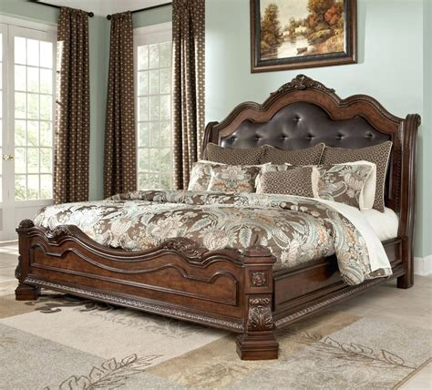 velvet tufted bed frame king home ideas collection