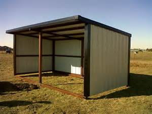 Garage Add Ons Designs loafing shed