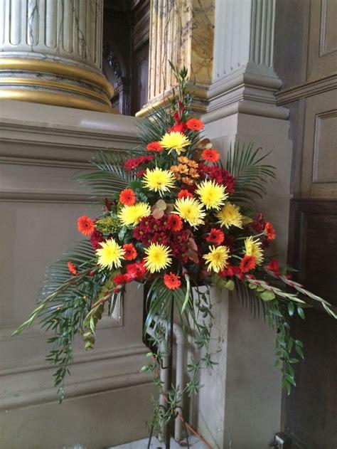 Church Flower Arrangements Pedestal 136 Best Images About Church Flowers Pedestal Arrangements