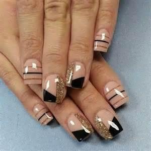 Acrylic nail art 2014 acrylic nail art black acrylic nail art