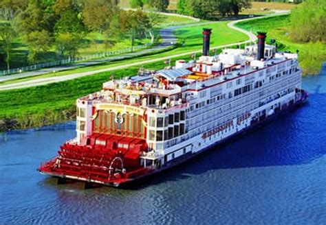 mississippi river boat cruise vacations mississippi riverboat cruises united states vacation guide