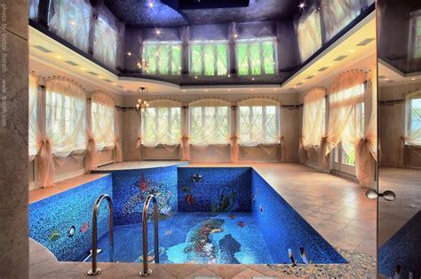 luxury house plans with indoor pool luxury indoor swimming pool interior design ideas