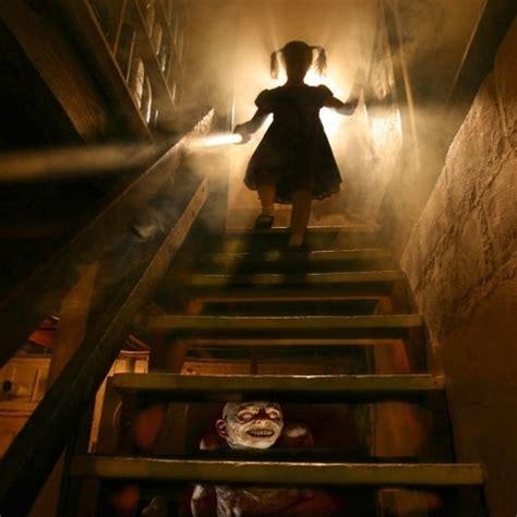 basement childhood children creepy fear