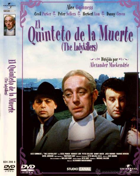 libro the ladykillers el quinteto de la muerte 1955 dvd nuevo the comprar pel 237 culas en dvd en todocoleccion