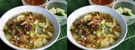 resep soto ayam khas jawa tengah
