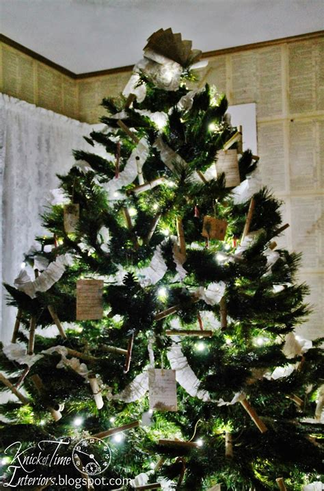 who to make a christmas tree from old tires tree vintage style knick of time