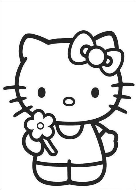 coloring pages hello birthday раскраски hello