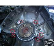 How To Replace Rear Main Seal On A 1983 Chevrolet Caprice