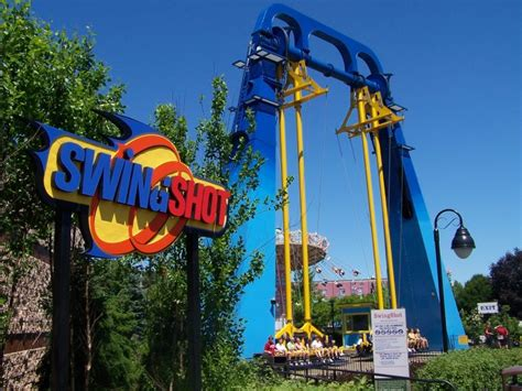swing shot image gallery swingshot kennywood