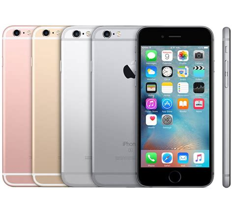 iphone 6s information tech specs and more igotoffer