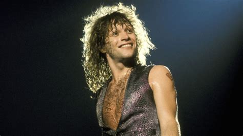 bon jovi s livin on a prayer topped the charts 30 years ago this week abc news