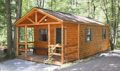Shed Log Cabin by Prefab Cabins Prefab Cabins Zook Hunters