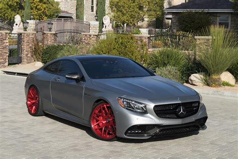 calabasas mercedes amg s65 coupe with wheels