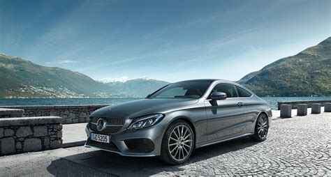 new c class mercedes instantly thrilling the new mercedes c class coup 233