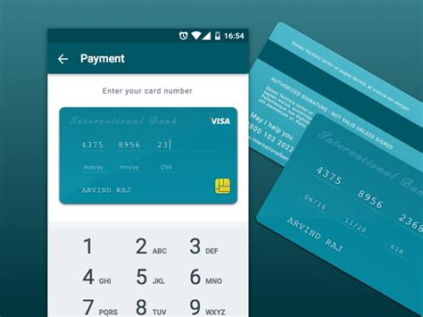 Credit Card Checkout Template Ios App Template Sketch Freebie Free Resource For Sketch Sketch App Sources