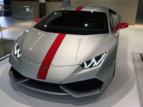 Lamborghini Huracan Ad Lamborghini Hurac 225 N Lp 610 4 Frankfurt Motorshow 2015 Mr