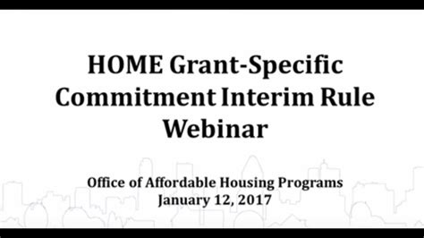 home investment partnership program 28 images grant
