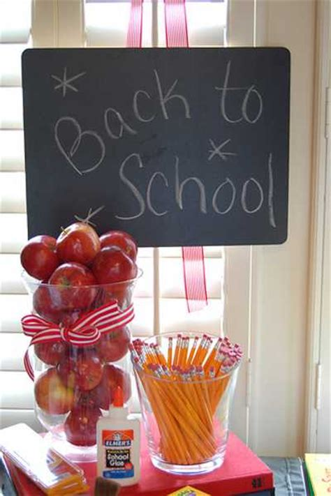 Back To School Decorating Ideas by 22 Creative Back To School Decorations And Table
