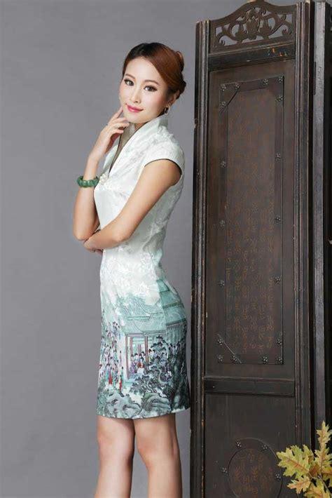 jual cheongsam jual cheongsam jual cheongsam dress cheongsam imlek putih