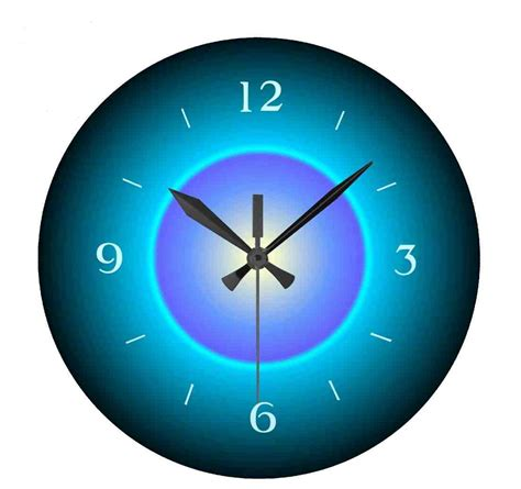digital wall clocks illuminated digital wall clock